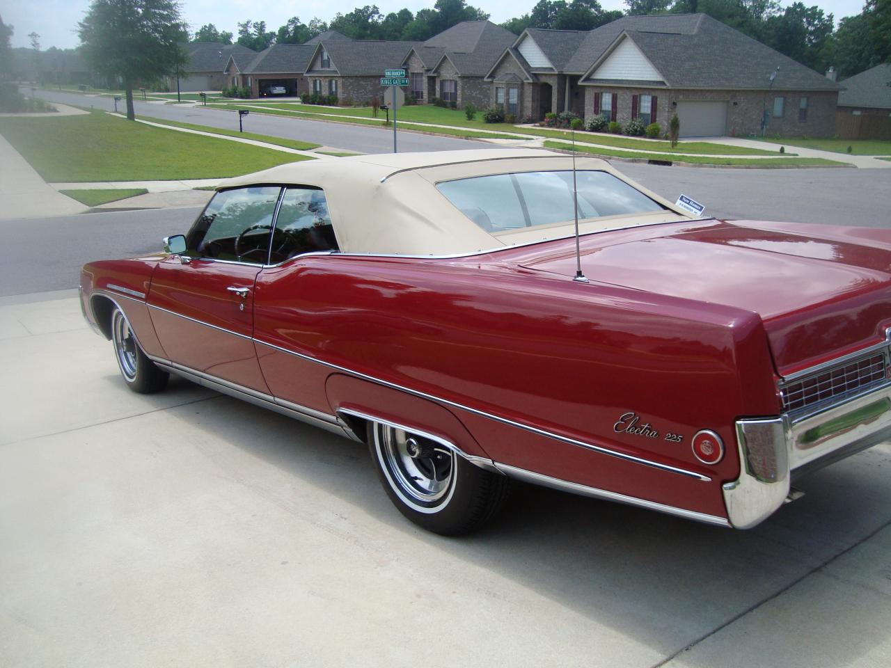 1969 Buick Electra 225 Convertible For Sale